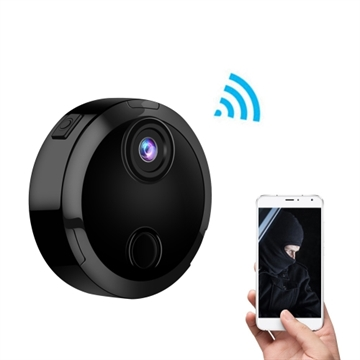 Wi-Fi Spion Kamera - MiniCam med Night Vision